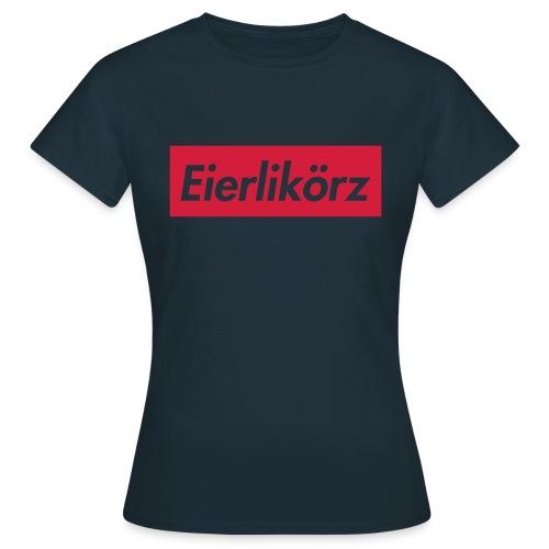 Eierlikörz SSFW 2017 Shirt - Frauen T-Shirt