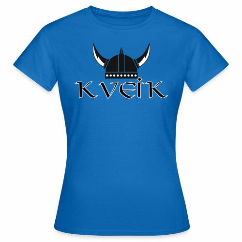 KVEIK - T-skjorte for kvinner