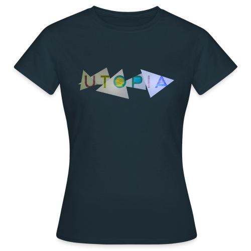 UTOPIA - Maglietta da donna