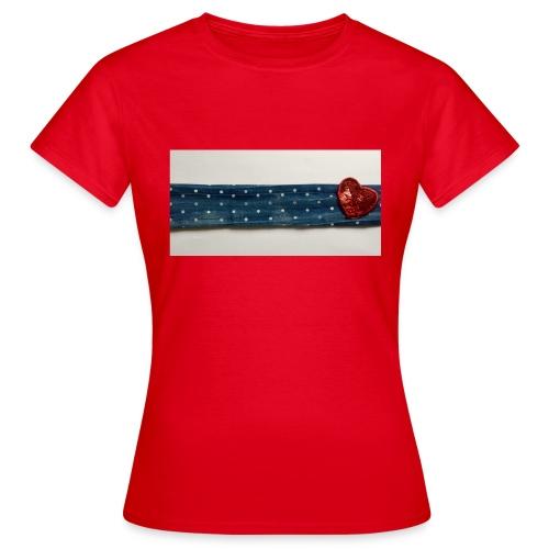 Cuore - Maglietta da donna