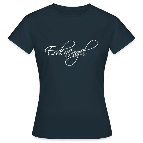 Erdenengel Weiß - Frauen T-Shirt