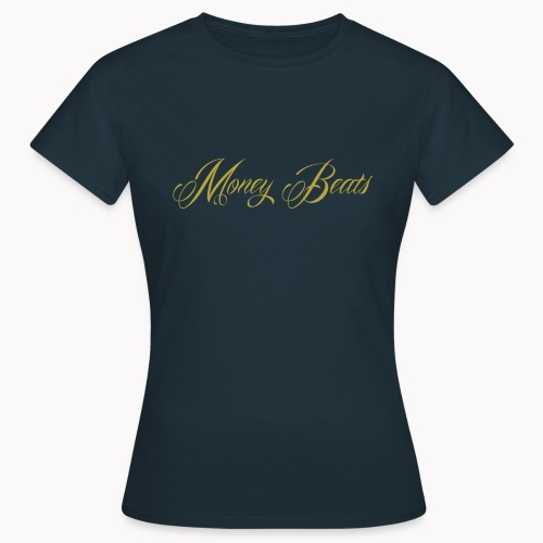 Money Beats T-Shirt - Maglietta da donna