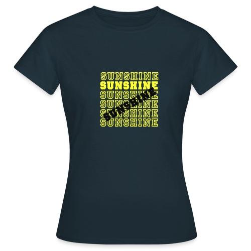 Sunshine - Frauen T-Shirt