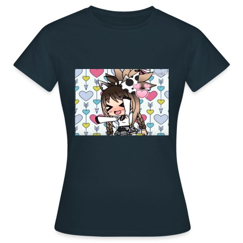 Urodzinowa Yuki! - Koszulka damska