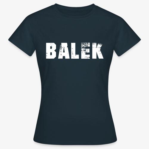 BALEK - T-shirt Femme