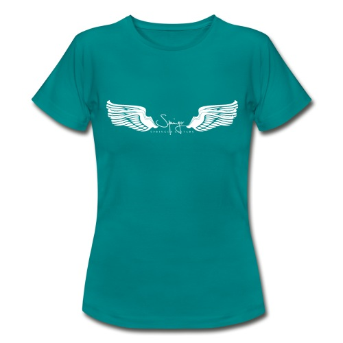 Seraph Wings white - T-shirt Femme