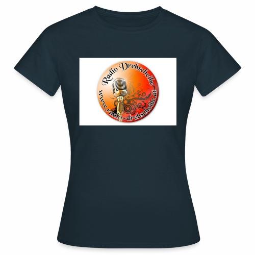 logo rds runt - Frauen T-Shirt