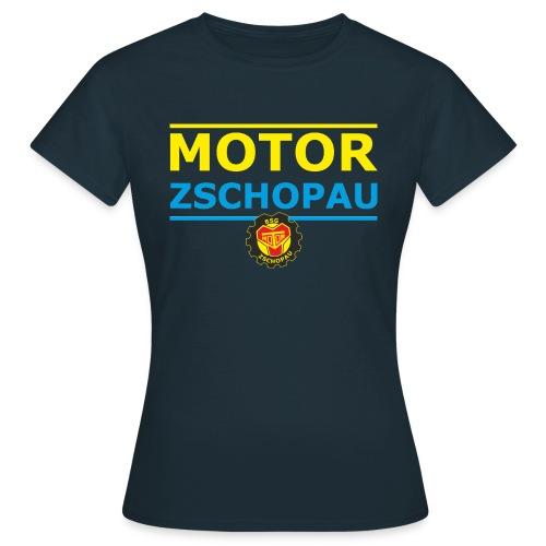 Motor Zschopau - Frauen T-Shirt