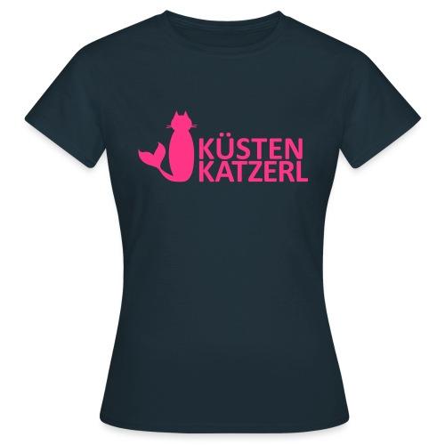 Küstenkatzerl - Frauen T-Shirt