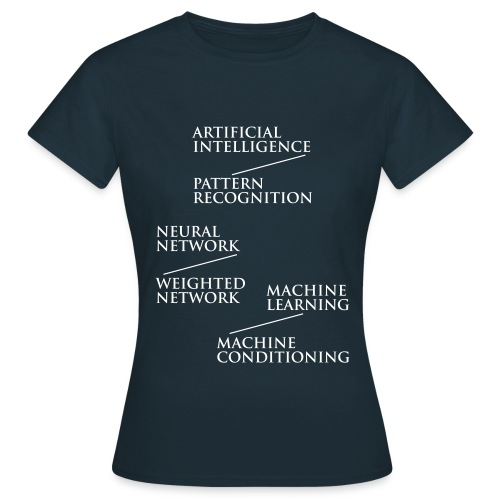 Artificial Intelligence - Women's T-Shirt