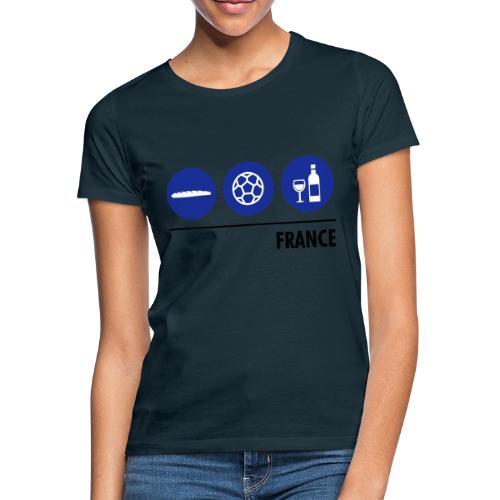Circles - France - Women's T-Shirt