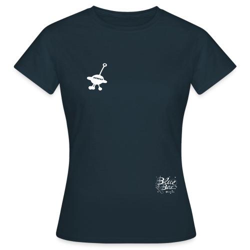 BLUE BAR LOGO Original - Women's T-Shirt