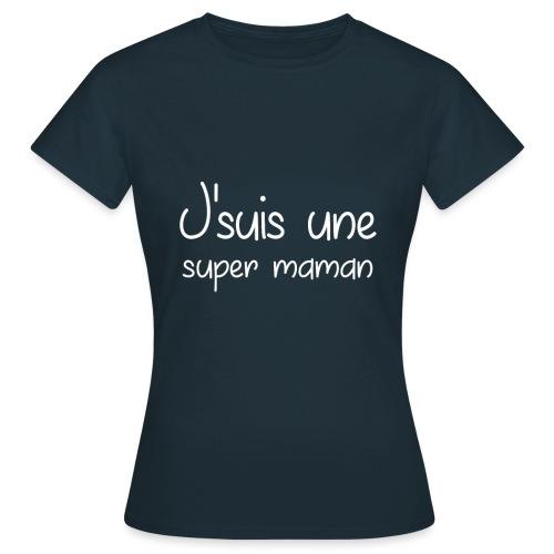teste - T-shirt Femme