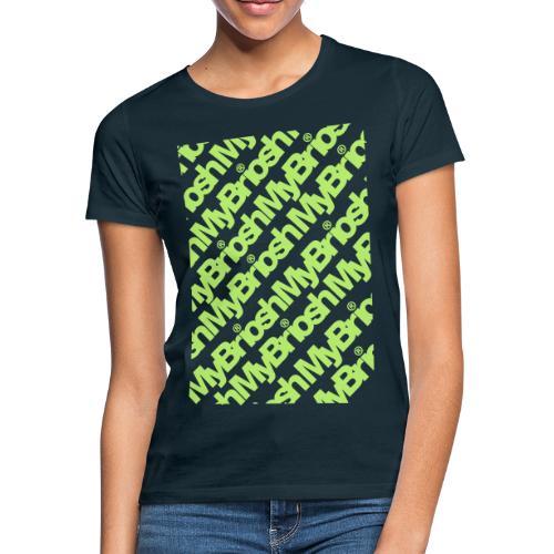 PatternMYB - Maglietta da donna