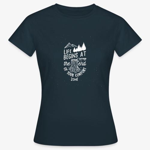 comfortzone - Women's T-Shirt