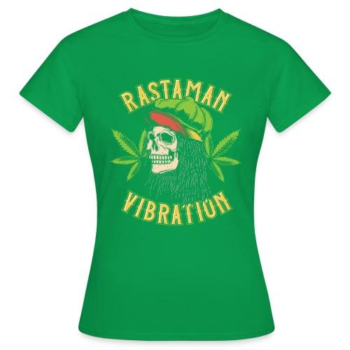 Rastaman - Cannabis - Frauen T-Shirt
