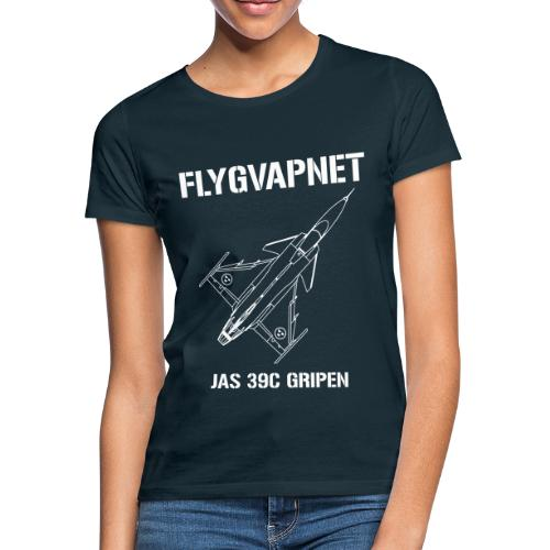 FLYGVAPNET - JAS 39C - T-shirt dam
