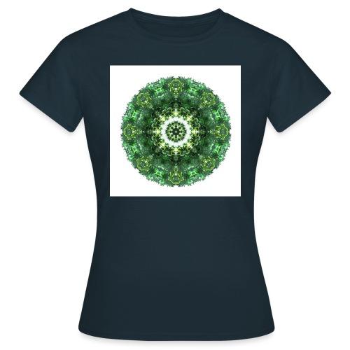 Mandala Emerald Eye - Maglietta da donna