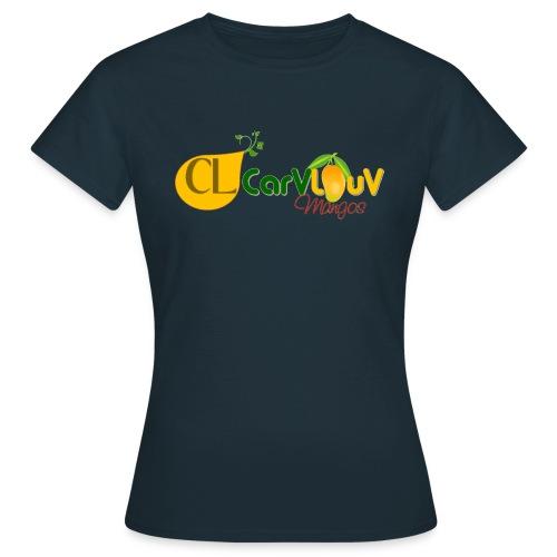 CarVlouV - Camiseta mujer