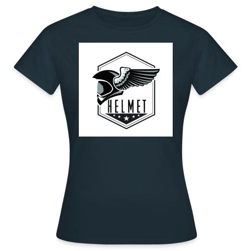 Helmet logo - Women's T-Shirt