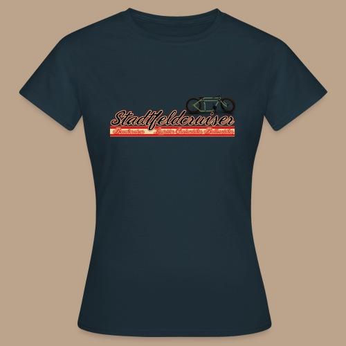Cruiser1 - Frauen T-Shirt