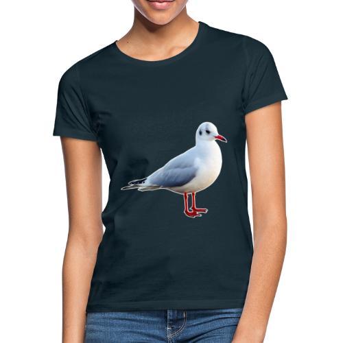 Möwe Vogel Natur Seagull Gull Tier - Frauen T-Shirt