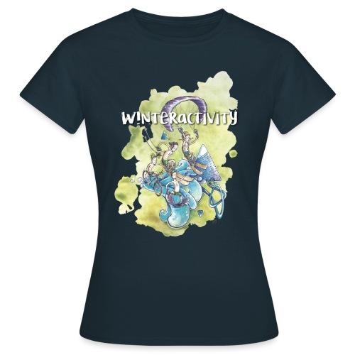 WINTERACTIVITY - T-shirt Femme