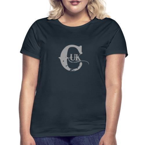 Grey Logo Range - Women's T-Shirt