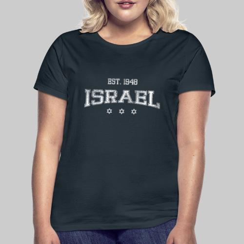 ISRAEL-white - Women's T-Shirt