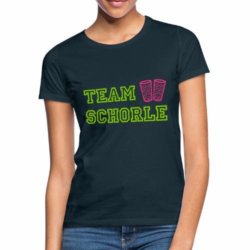 Team Schorle - Frauen T-Shirt