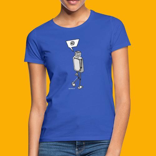Dat Robot: Nerd Flirt Woman - Vrouwen T-shirt