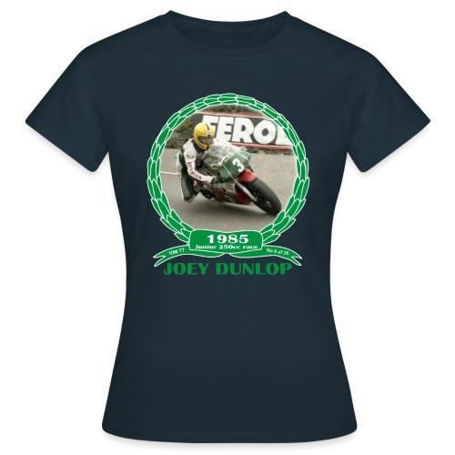 no 6 1985 junior 250cc - Women's T-Shirt