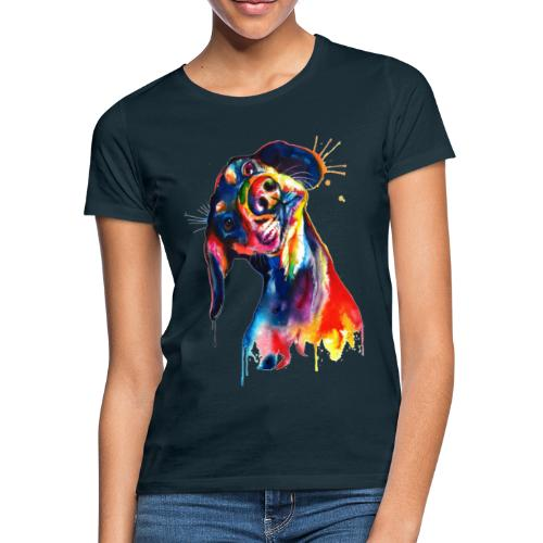Perrito adorable - Camiseta mujer