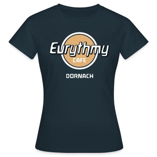 Eurythmy Cafe Dornach mehrfarbig - Frauen T-Shirt