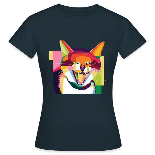 p3tshirt - Frauen T-Shirt