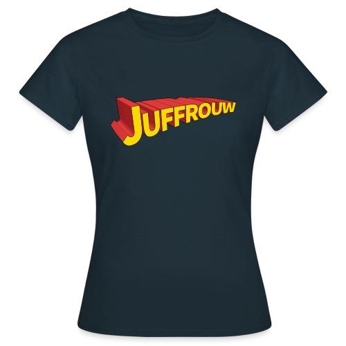 juffrouw held png - Vrouwen T-shirt