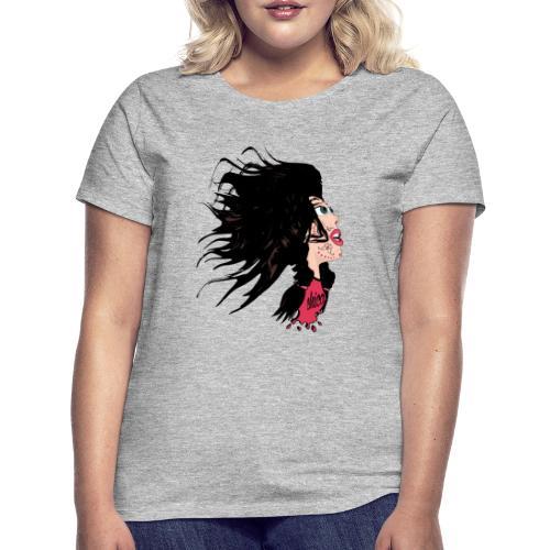 Catrina para chicas - Camiseta mujer