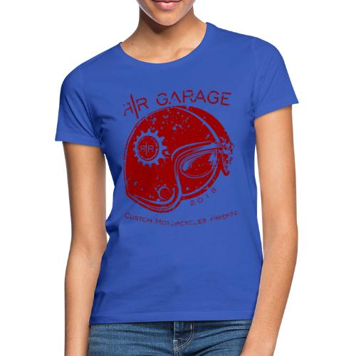 RR Garage Custom Motorcycles - Maglietta da donna