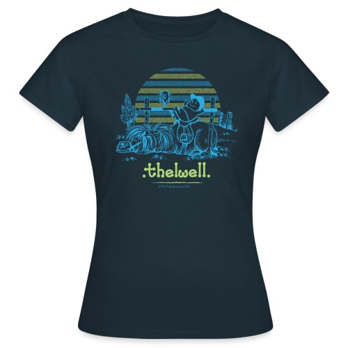 Thelwell Cartoon Pony Sieg - Frauen T-Shirt