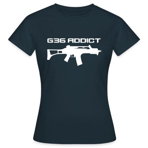 G36 ADDICT - T-shirt Femme