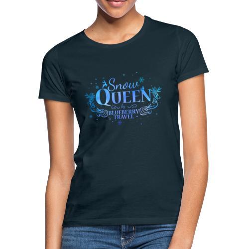Snow Queen - Maglietta da donna