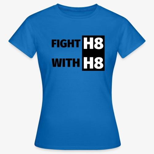 FIGHTH8 dark - Women's T-Shirt