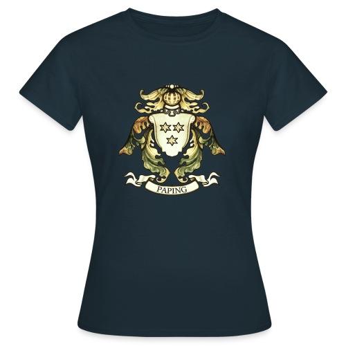 Christian Familiewapen - Vrouwen T-shirt