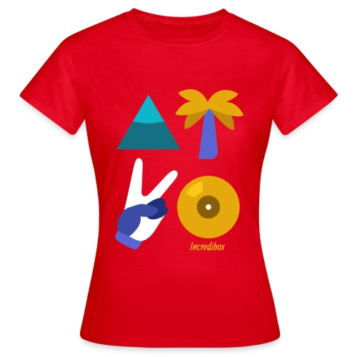 FRESH ICONS - T-shirt Femme