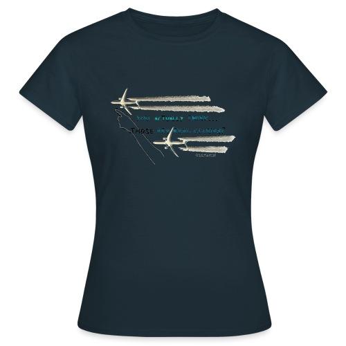 Skywatcher 02 - Vrouwen T-shirt