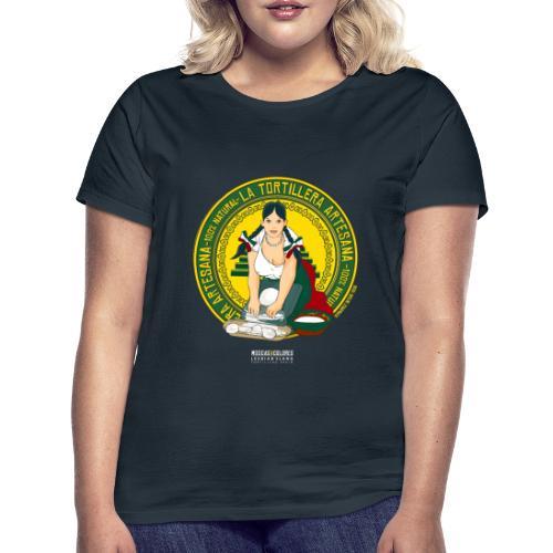 Tortillera. Lesbian Slang: Spain. White. - Camiseta mujer