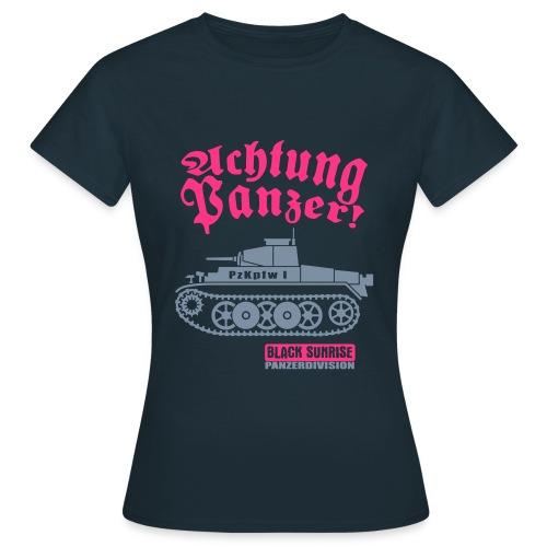 Achtung panzer v2 - Maglietta da donna