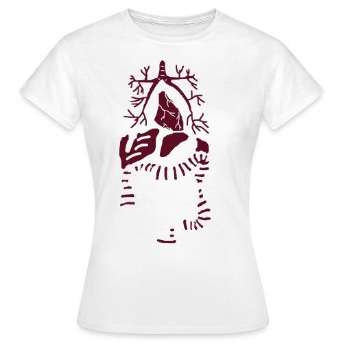 Rumpf - Frauen T-Shirt