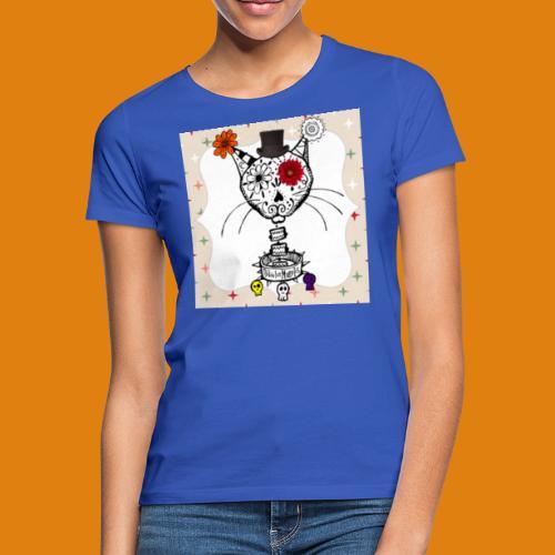 cat color - Women's T-Shirt