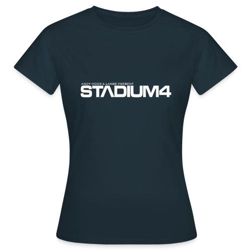 STADIUM4 LOGO - Women's T-Shirt